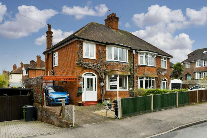 3 Bedrooms Semi Detached House for sale in Hampstead Lane, Dorking