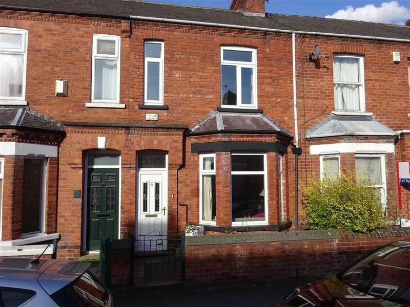 2 Bedrooms Terraced House for sale in Cromer Street, Burton Stone Lane, York