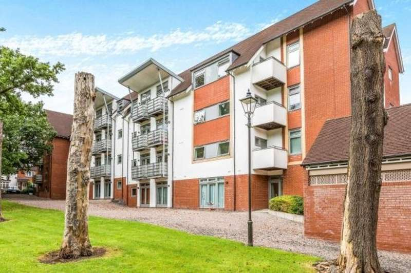 2 Bedrooms Apartment Flat for sale in Griffin Close, Northfield, B31