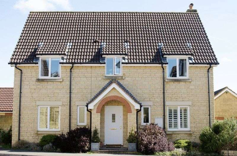 4 Bedrooms Property for sale in Holly Crescent, Corsham
