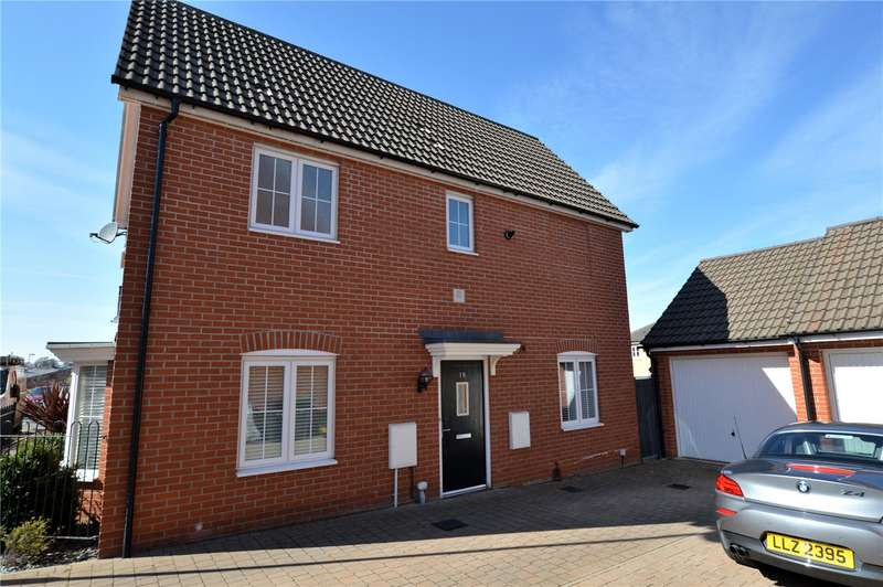 3 Bedrooms Detached House for sale in Stansted