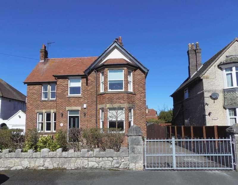 5 Bedrooms Detached House for sale in Bryn Y Mor Road, Rhos on Sea, LL28