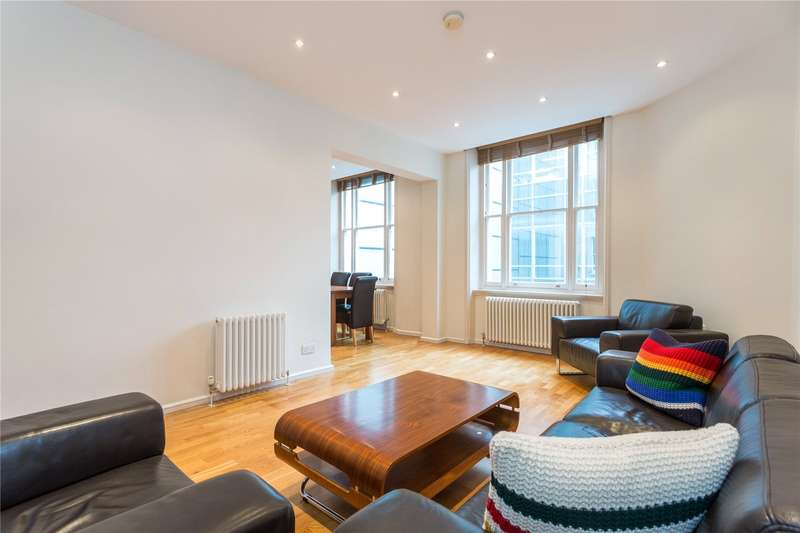 1 Bedroom Apartment Flat for rent in Talbot House, 98 St. Martin's Lane, London, WC2N