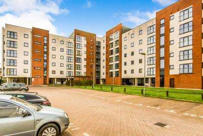 3 Bedrooms Flat for sale in Ladywell Point, Pilgrims Way, Salford, Greater Manchester
