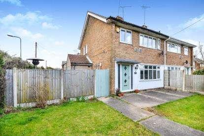 3 Bedrooms Semi Detached House for sale in Oakfield Avenue, Kirkby-in-Ashfield, Nottingham