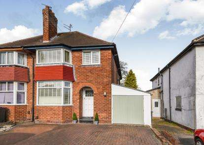 3 Bedrooms Semi Detached House for sale in Farlow Road, Northfield, Birmingham, West Midlands