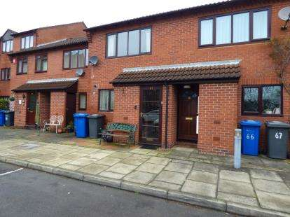 2 Bedrooms Terraced House for sale in Saxon Mill Lane, Tamworth, Staffordshire
