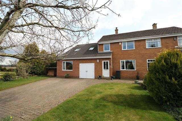 4 Bedrooms Semi Detached House for sale in Cairn Wood, Heads Nook, Brampton, Cumbria, CA8 9AH