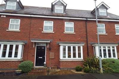 3 Bedrooms House for rent in Astley Way, Ashby de la Zouch, Leicestershire