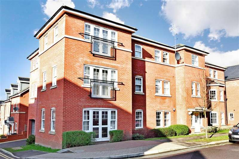 2 Bedrooms Flat for sale in George Roche Road, , Canterbury, Kent