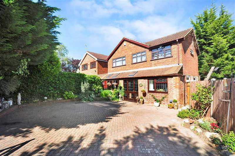 5 Bedrooms Detached House for sale in Fountain Lane, , Maidstone, Kent
