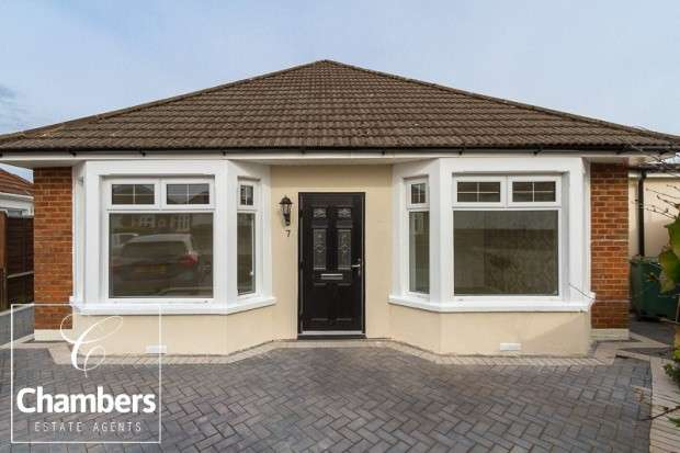 4 Bedrooms Bungalow for sale in Lon Tyn y Cae, Rhiwbina, Cardiff, CF14