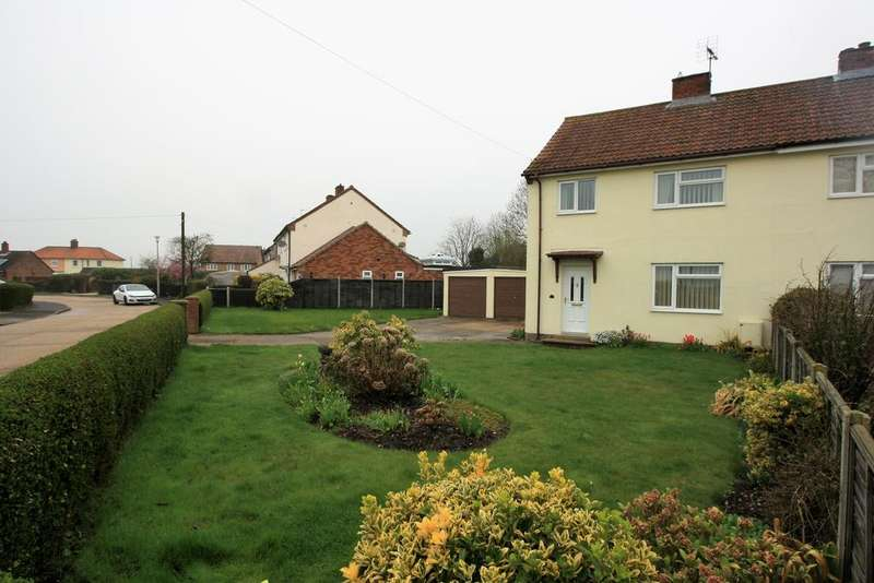 3 Bedrooms Semi Detached House for rent in Sunnyside Road, Fordham, CO6