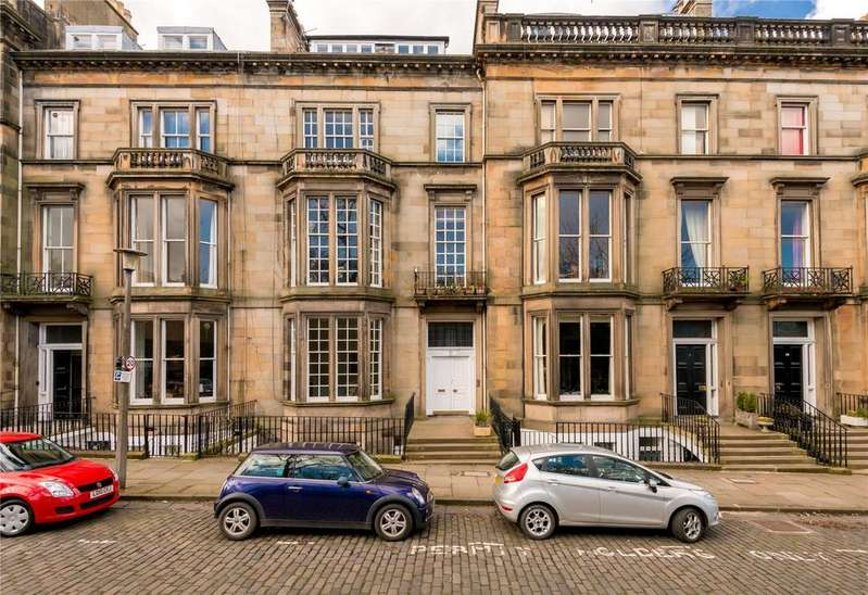 4 Bedrooms Flat for sale in 8/1 Buckingham Terrace, West End, Edinburgh, EH4