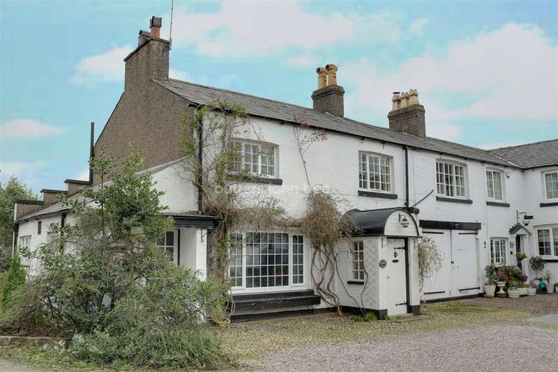 3 Bedrooms Cottage House for sale in Norley Road, Cuddington