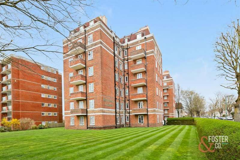 2 Bedrooms Apartment Flat for sale in New Church Road, Hove