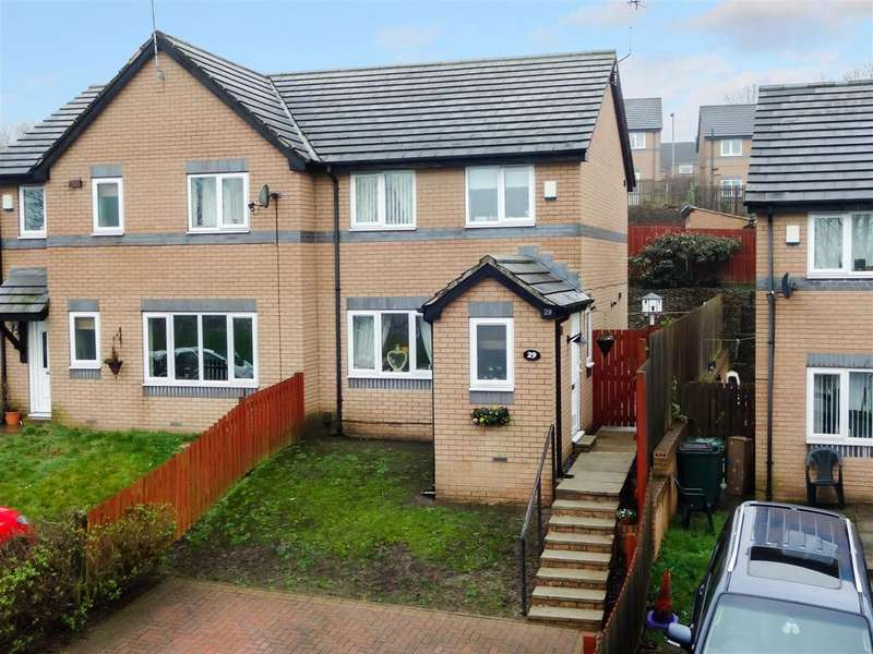 3 Bedrooms House for sale in Billing View, Bradford