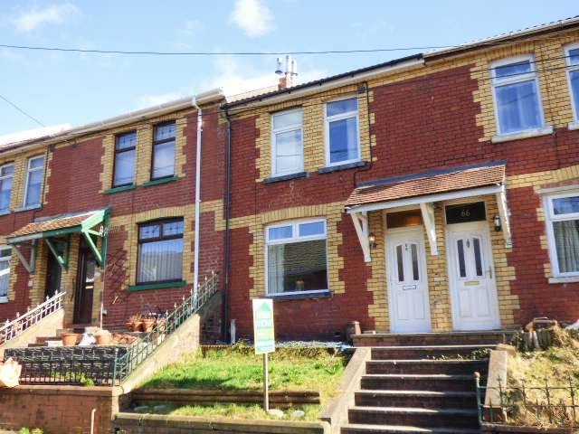 2 Bedrooms Terraced House for sale in The Avenue, Pontycymer, Bridgend CF32
