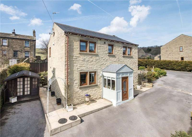 4 Bedrooms Detached House for sale in Sun Street, Haworth, Keighley, West Yorkshire