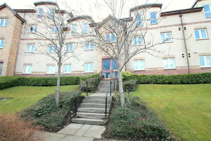 2 Bedrooms Flat for sale in 1/1, 10 Stoneside Manor, Stoneside Drive, Eastwood, G43 1JF
