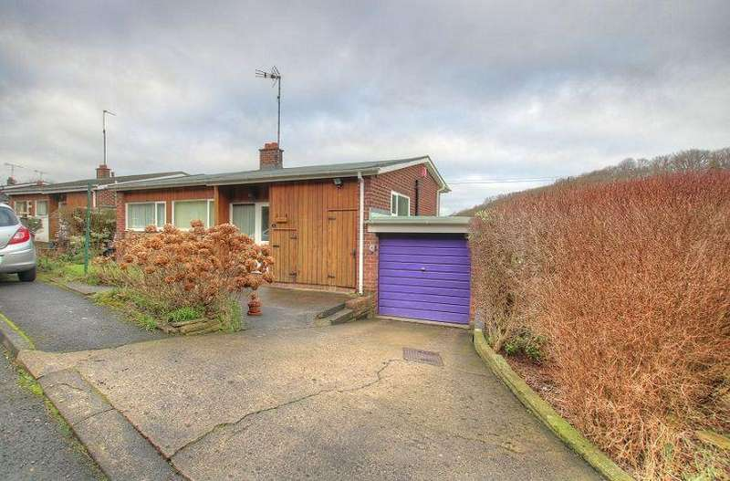 3 Bedrooms Detached House for sale in Derwent Terrace, Burnopfield, Newcastle upon Tyne, NE16 6NE