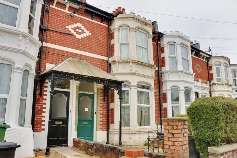 2 Bedrooms Ground Flat for sale in Stubbington Avenue, Portsmouth