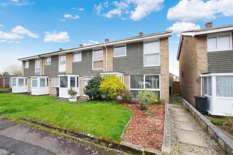 3 Bedrooms End Of Terrace House for sale in Sandgate, Stratton St Margaret
