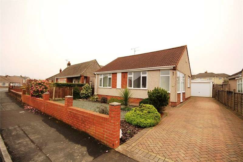 3 Bedrooms Detached Bungalow for sale in Boscombe Crescent, Downend, Bristol, BS16
