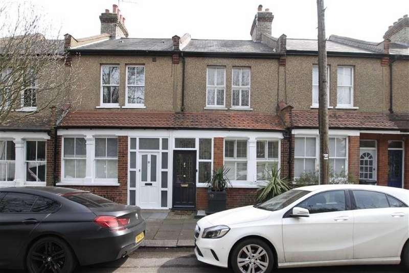 2 Bedrooms Terraced House for sale in Old Fold Lane, Barnet, Herts, EN5