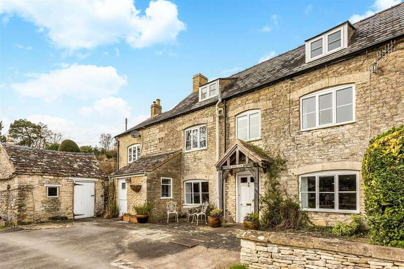5 Bedrooms Semi Detached House for sale in Worley, Nailsworth, Stroud