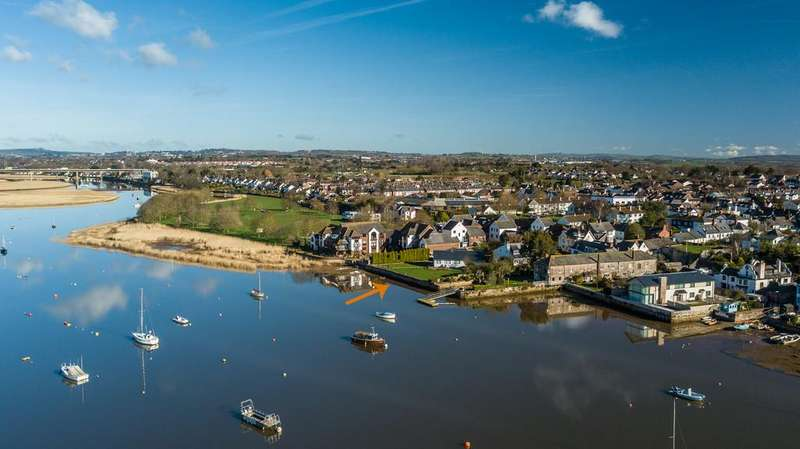 4 Bedrooms Land Commercial for sale in Ferry Road, Topsham