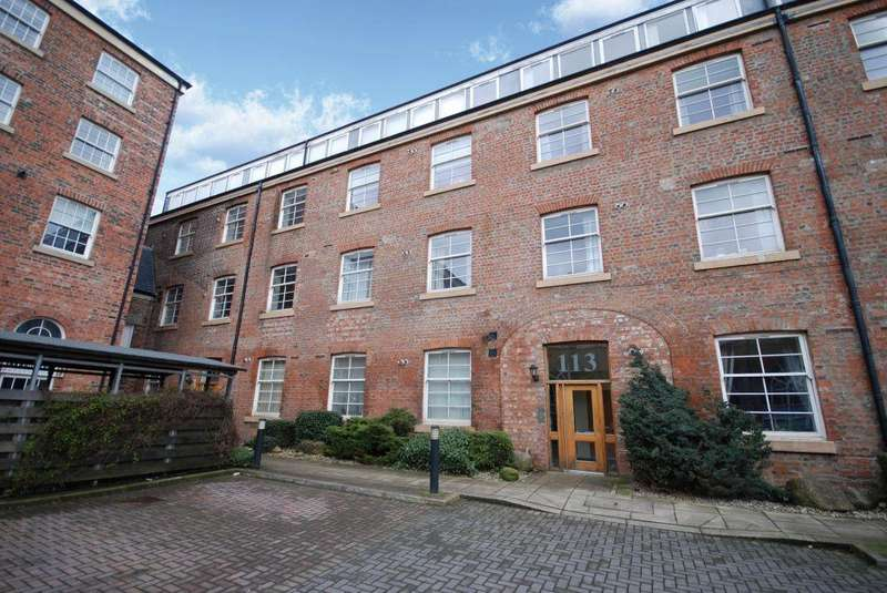 2 Bedrooms Flat for sale in 2/2, 111 Cook Street, Tradeston, Glasgow, G5 8JQ