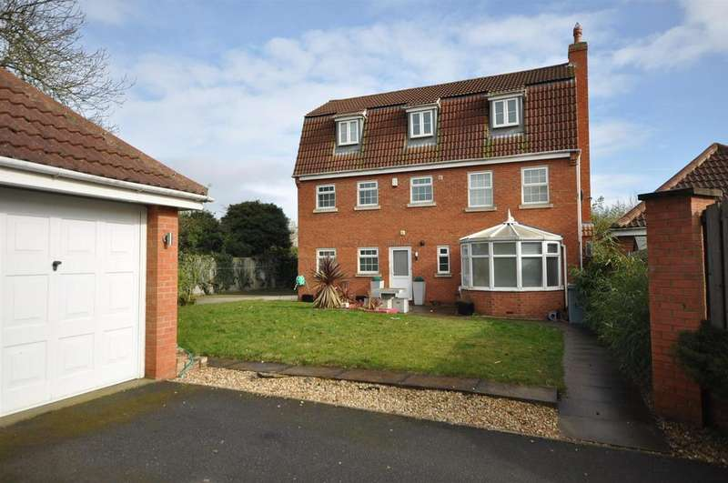 5 Bedrooms House for sale in Riverview, Long Bennington, Newark