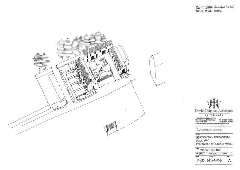 Plot Commercial for sale in New Road, Holme on Spalding Moor, York