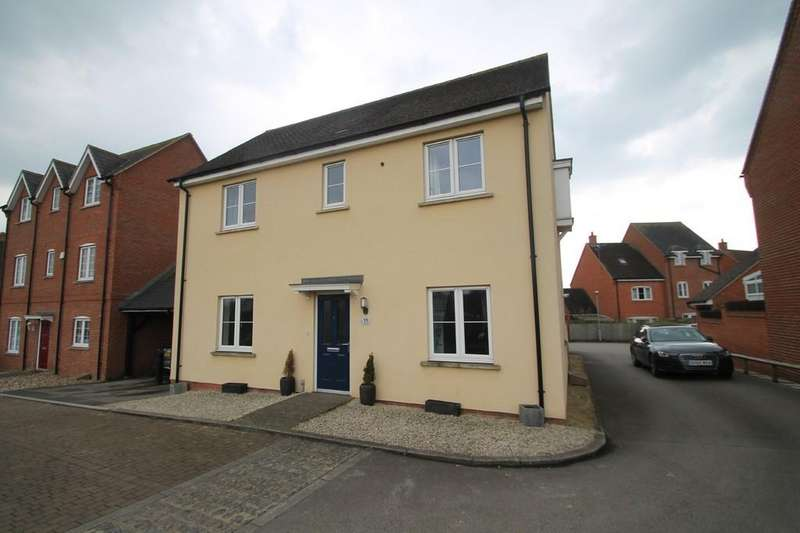3 Bedrooms Detached House for sale in Leys Close, Buckingham Park, Aylesbury