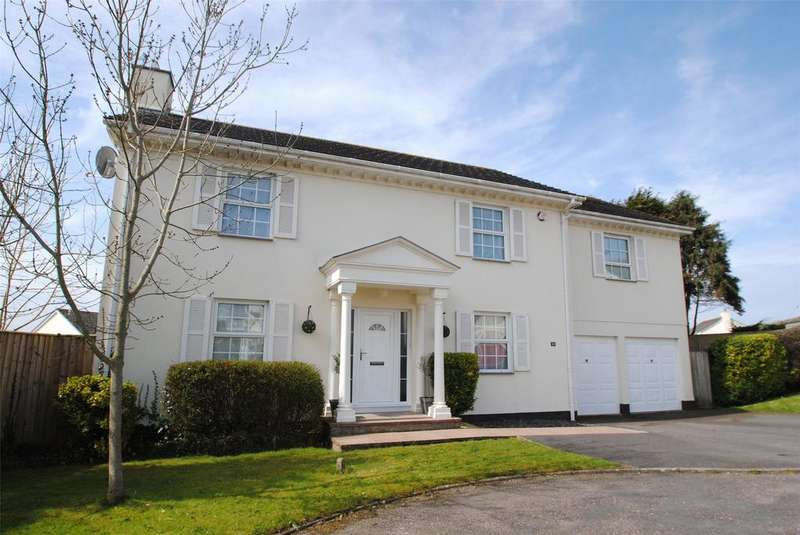 4 Bedrooms Detached House for sale in Higher Cross Road, Bickington