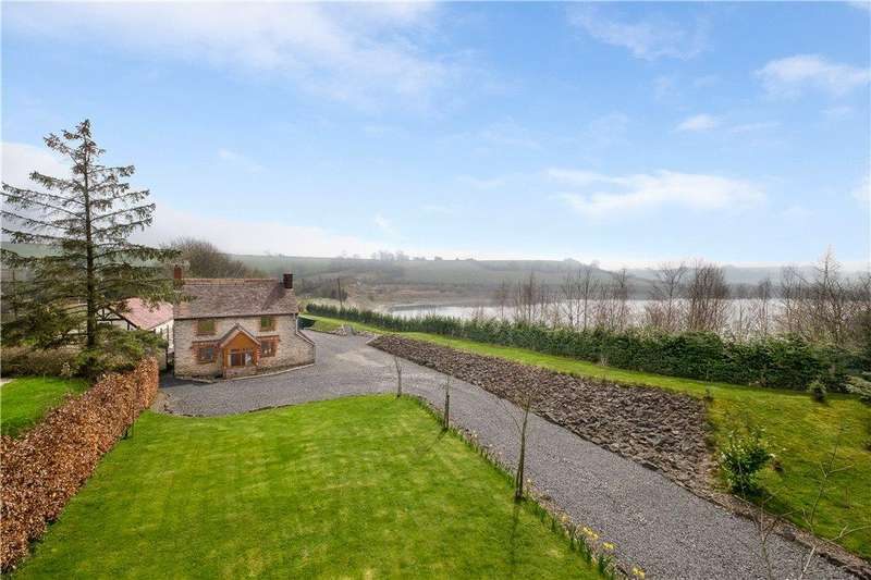 3 Bedrooms Detached House for sale in Stretton Westwood, Much Wenlock, Shropshire, TF13
