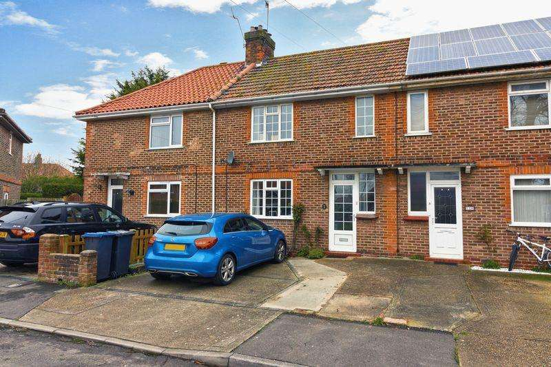 3 Bedrooms Terraced House for sale in Thackeray Road, Worthing