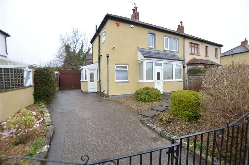 3 Bedrooms Semi Detached House for sale in Broadway, Leeds, West Yorkshire