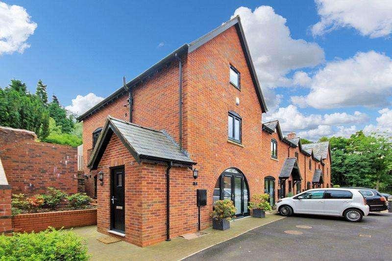3 Bedrooms Town House for sale in Stallington Mews, Stallington