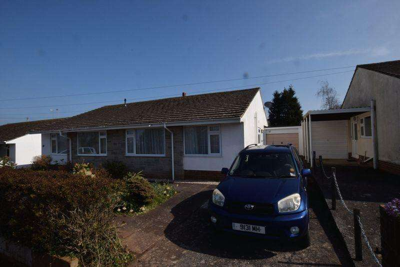 2 Bedrooms Semi Detached Bungalow for rent in Mathill Road, Brixham