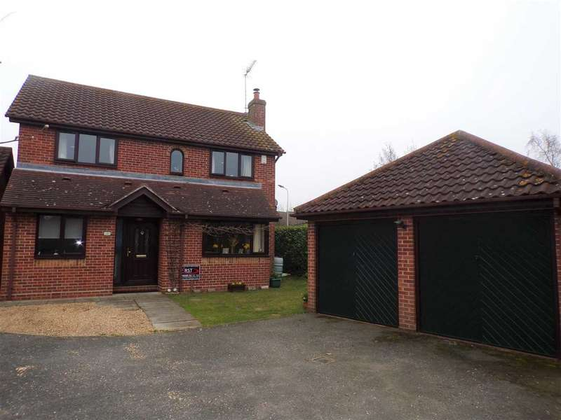 4 Bedrooms Detached House for sale in Wright Lane, Grange Farm, Kesgrave