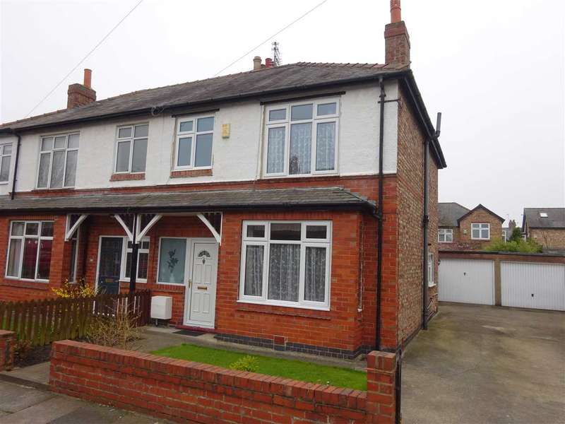 3 Bedrooms Semi Detached House for sale in Lime Avenue, Stockton Lane, York