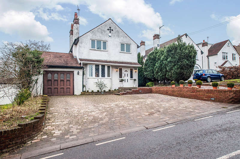 3 Bedrooms Detached House for sale in Toms Lane, Kings Langley, WD4