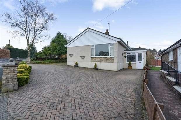 2 Bedrooms Detached Bungalow for sale in Brooklands Avenue, Chapel-En-le-Frith, High Peak, Derbyshire