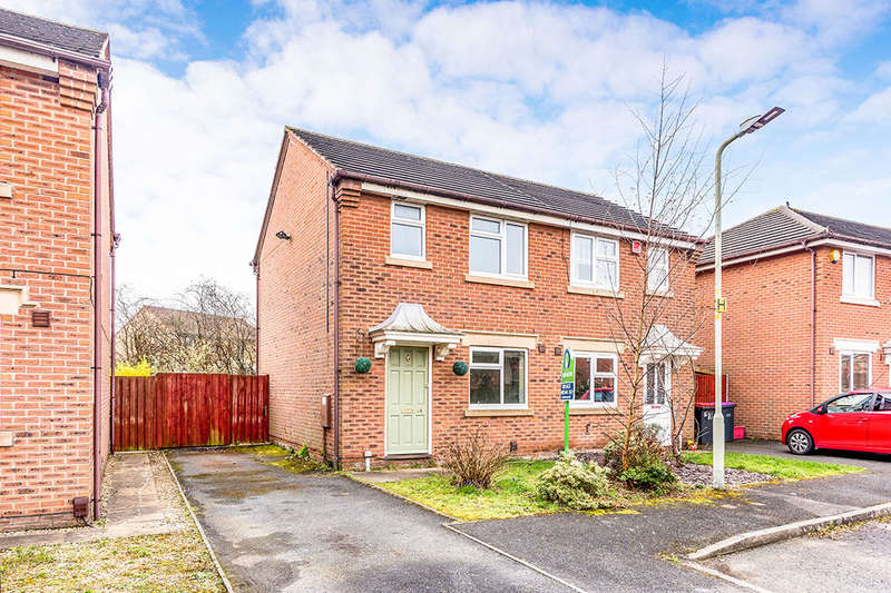 2 Bedrooms Semi Detached House for sale in Brick Kiln Way, Donnington, Telford, TF2