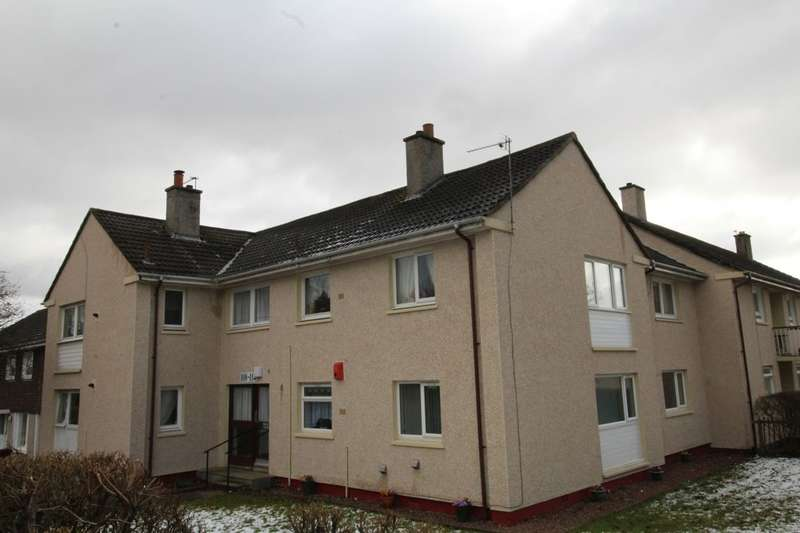 2 Bedrooms Flat for sale in Maxwellton Road, East Kilbride, Glasgow, G74