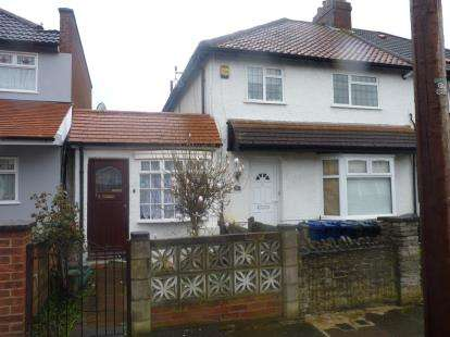 2 Bedrooms Maisonette Flat for sale in Wedmore Road, Greenford