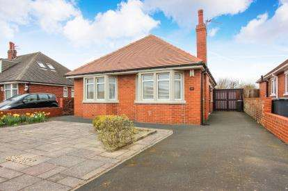 2 Bedrooms Bungalow for sale in St. Patricks Road North, Lytham St Annes, Lancashire, England, FY8