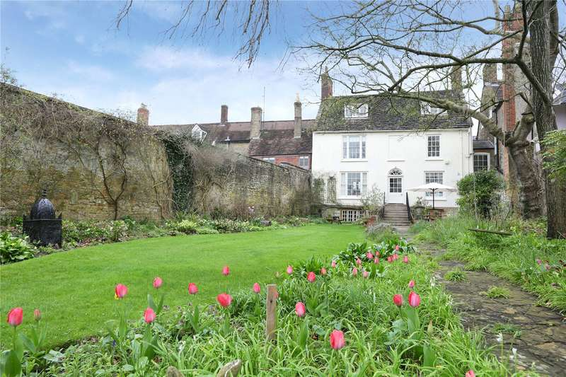 4 Bedrooms Terraced House for sale in Long Street, Sherborne, Dorset, DT9